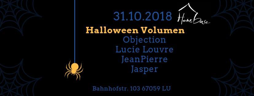 Halloween Volumen LineUp