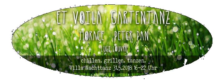 Et Voila Gartentanz LineUp